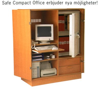 Safe Compact Office
